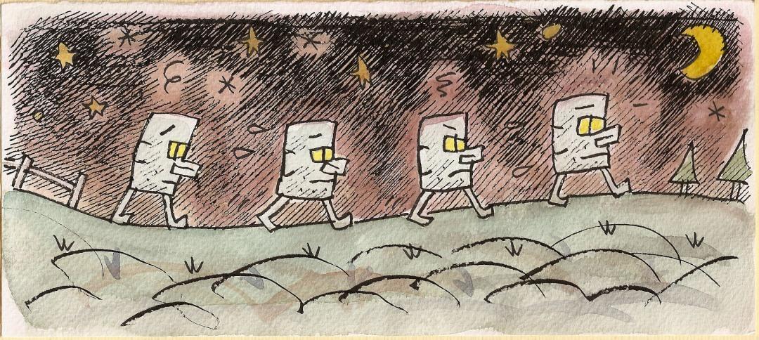 3 A.M. Stroll