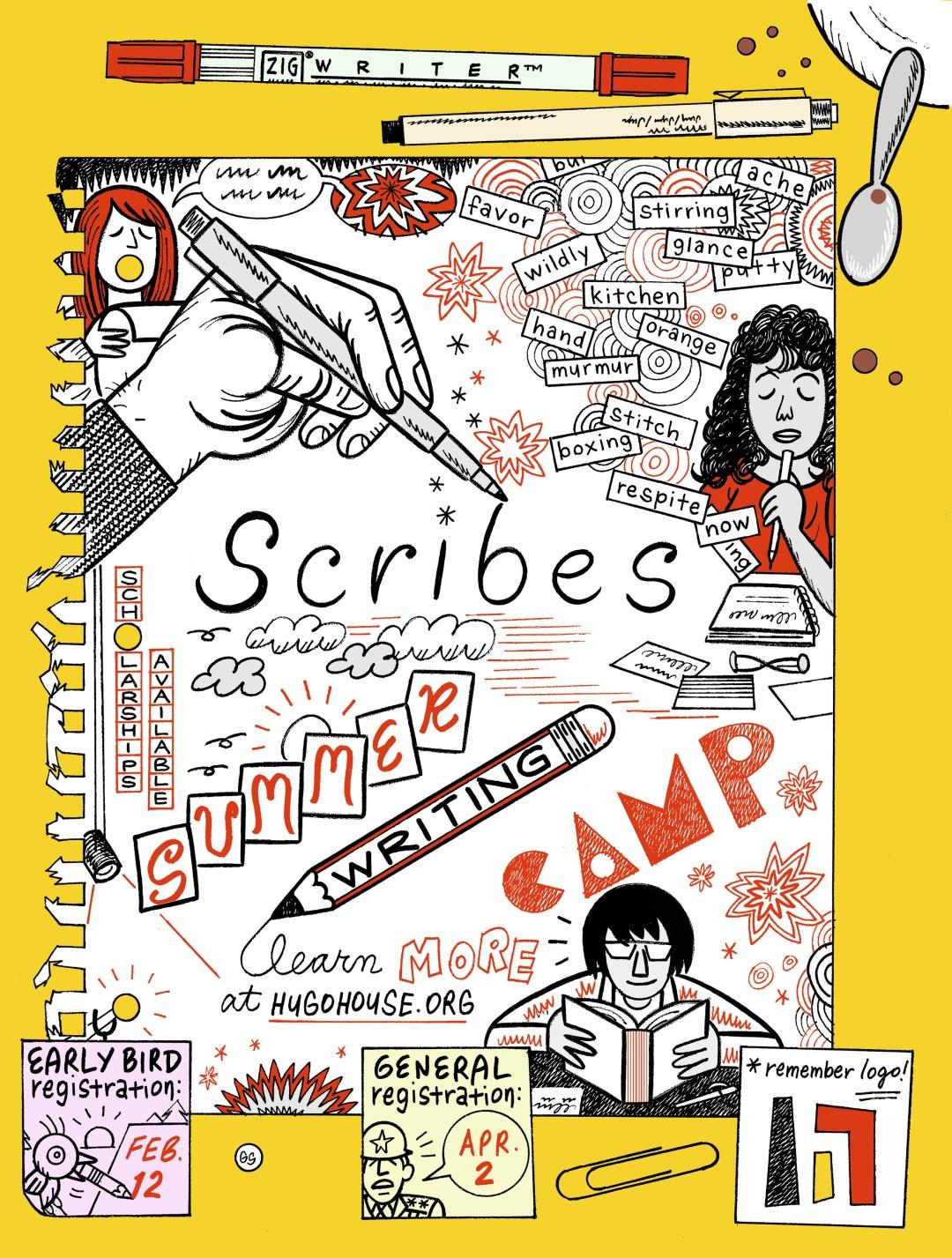 scribesflyer2019